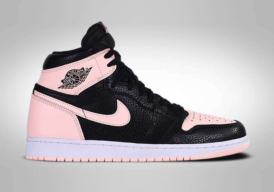 NIKE AIR JORDAN 1 RETRO HIGH OG BLACK CRIMSON TINT price ...