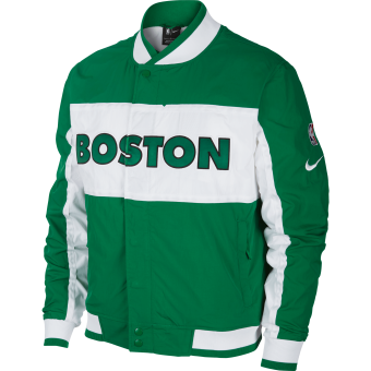 NIKE NBA BOSTON CELTICS COURTSIDE ICON JACKET
