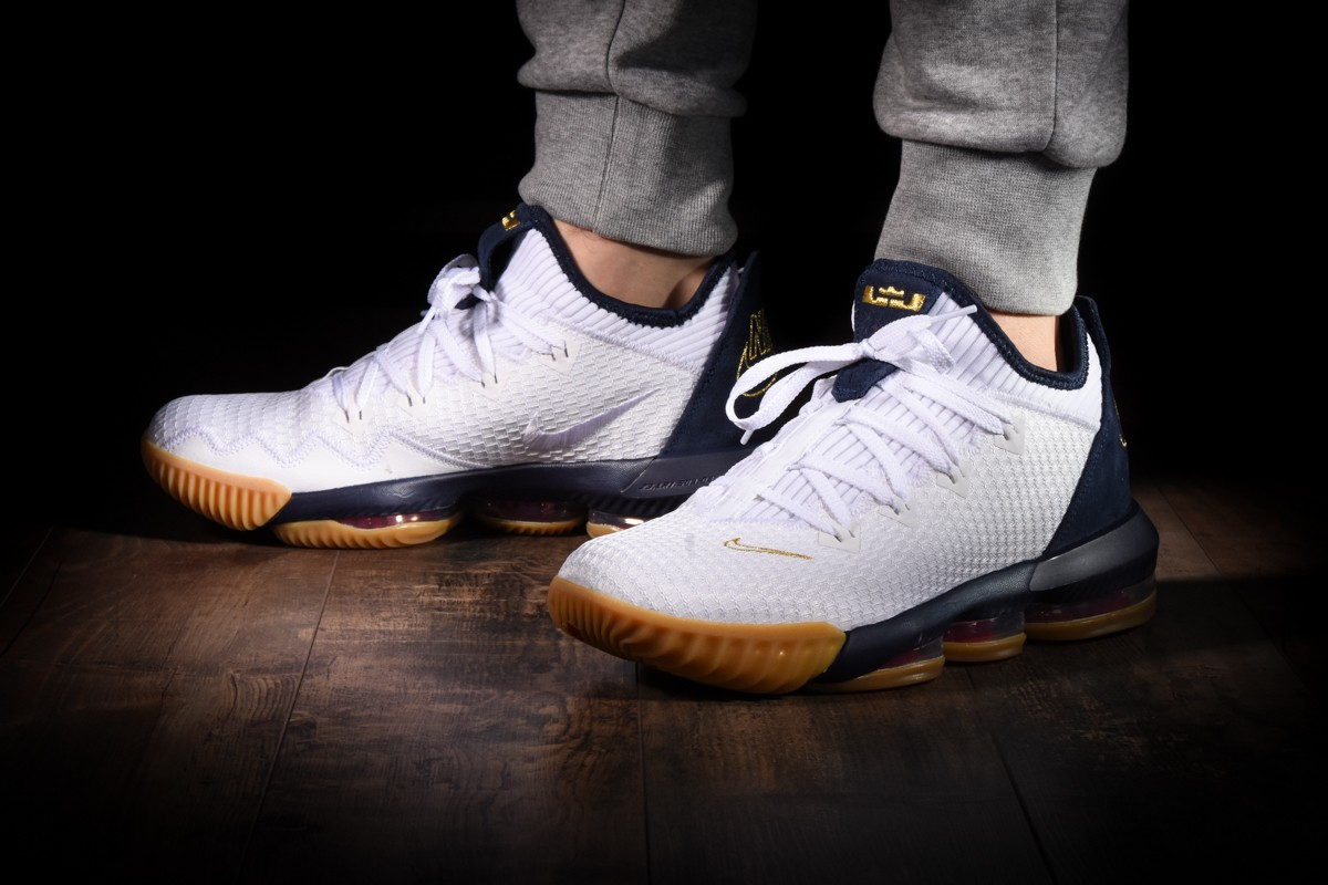 NIKE LEBRON 16 LOW for £140.00
