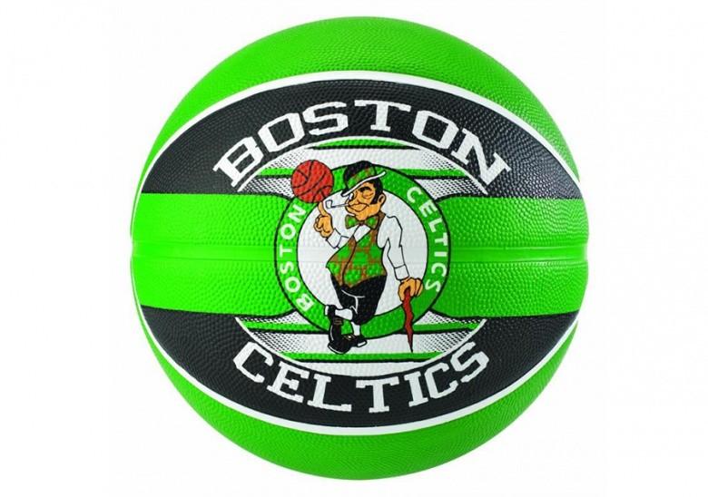 SPALDING NBA TEAM BOSTON CELTICS SIZE 7 GREEN