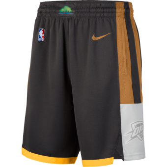 NIKE NBA OKLAHOMA CITY THUNDER SWINGMAN SHORTS