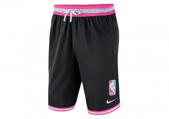 NIKE NBA TEAM 31 DNA SHORTS BLACK