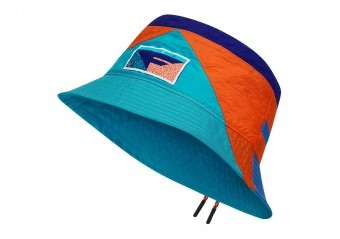 NIKE FLIGHT BASKETBALL BUCKET HAT TEAL NEBULA