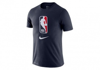 NIKE NBA TEAM 31 DRY TEE COLLEGE NAVY