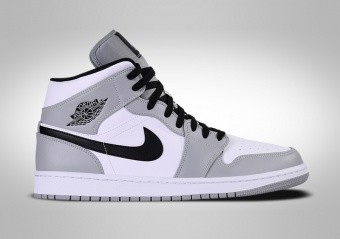 NIKE AIR JORDAN 1 RETRO MID SMOKE GREY