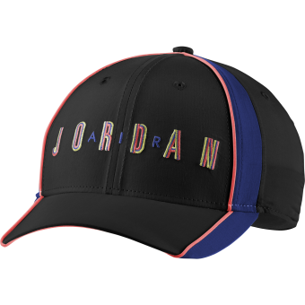 NIKE AIR JORDAN LEGACY 91 CAP BLACK