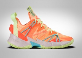 NIKE AIR JORDAN WHY NOT ZER0.3 SE ATOMIC ORANGE R. WESTBROOK