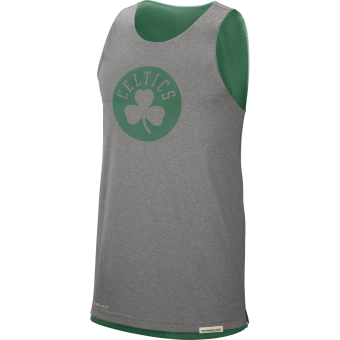 NIKE NBA BOSTON CELTICS STANDARD ISSUE REVERSIBLE TANK