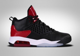 NIKE AIR JORDAN MAXIN 200 BRED RED TONGUE
