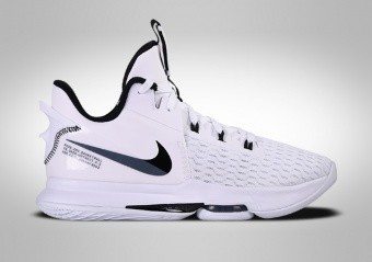 NIKE LEBRON WITNESS V WHITE BLACK