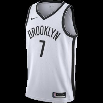 NIKE NBA BROOKYN NETS ASSOCIATION EDITION SWINGMAN JERSEY