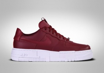 NIKE AIR FORCE 1 LOW '07 WMNS PIXEL TEAM RED