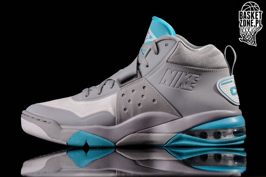 save off 4c288 c5508 NIKE AIR FORCE MAX CB 2 HYPERFUSE GAMMA BLUE CHARLES BARKLEY