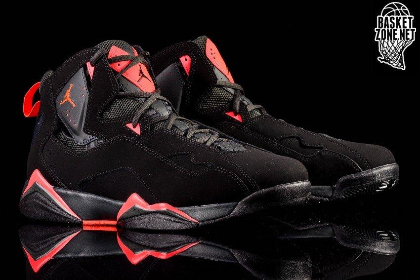 best sneakers fc7cd cc1fc ... promo code for nike air jordan true flight black infrared 23 beb9e 4fcad