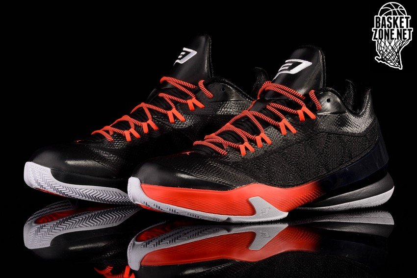 the latest 6b5b3 1c1a2 ... NIKE AIR JORDAN CP3.VIII BLACK WHITE INFRARED 23 released 2019 4886d  f4124 ...