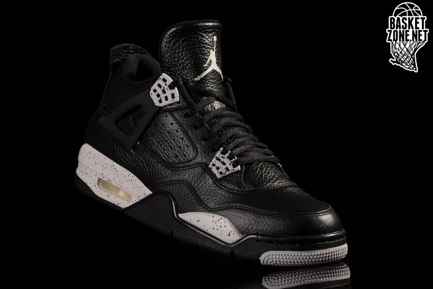 huge discount 76df3 9d38b ... spain nike air jordan 4 retro ls oreo b4fff 49fd9