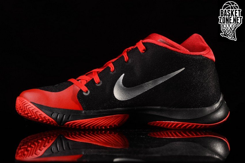 online store 38c9f e1696 NIKE ZOOM HYPERQUICKNESS 2015 BLACK FIRE RED. 749882-006